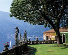Villa Del Balbianello, Lenno Italy. One of my favorite places in the world.
