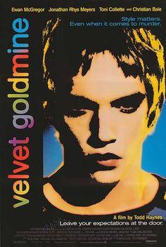 Velvet Goldmine (1998) velvet goldmine, todd hayn