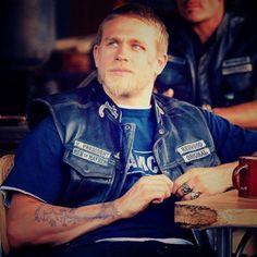 Jax Teller; Sons of Anarchy #hottestmanontv