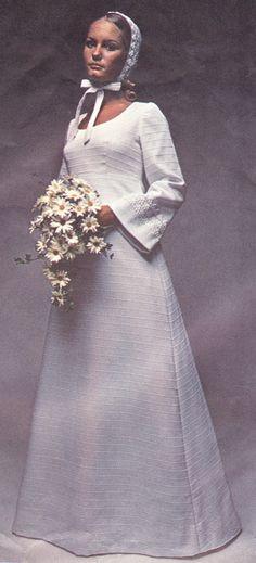 70's Vogue Bridal