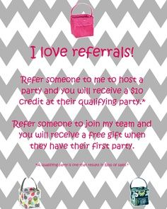 thirty-one party ideas JOIN MY TEAM   www.mythirtyone.com/danilep