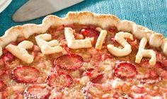 Our Favorite Rhubarb Pie