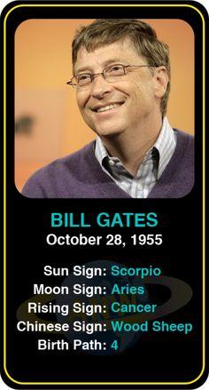 Celeb #Scorpio birthdays: Ben Harper's astrology info! Sign up here to see more: https://www.astroconnects.com/galleries/celeb-birthday-gallery/scorpio #astrology #horoscope #zodiac #birthchart #natalchart #billgates