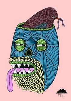 Joel Moore | Creaturemag Online Art Magazine