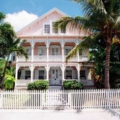 Homes of Key West FL - Interesting Houses of Key West.