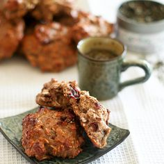 High Protein Oatmeal Cookies