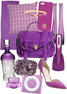 PANTONE Color of the Year 2014 - Radiant Orchid fashion radiant orchid, radiantorchid, panton color, accessori, 2014 color, colors, year 2014, orchard, style fashion