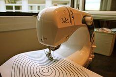 Blog de moda, costura y diy: Oh, Mother Mine DIY!!: Ejercicios prácticos para aprender a coser con máquina