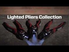 Craftsman LED lighted pliers