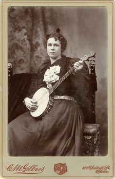 Banjo mama