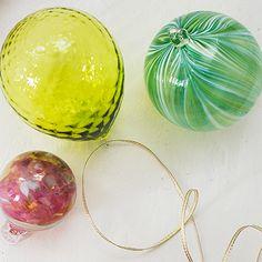 Artful Ornaments | G