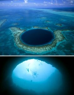 Dean's Blue Hole, Bahamas. Uhmmm, I would love love love to go there. I am putting this as a place to go in for my bucket list :)