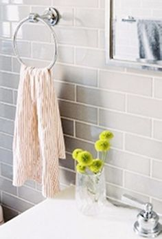 perfect tile for the shower