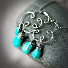 Every Cloud Has a SIlver Lining Sterling Silver and by Mayahelena