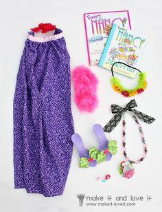 Fancy Nancy – Little Girl Gift Idea   Make It and Love It