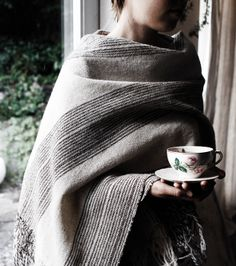 shawls from Oaxaca