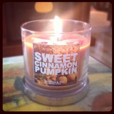 Everyone uses candles!  Get one with a good, strong scent. A classic #FragranceFan favorite <3 Photo by stephanie_papa