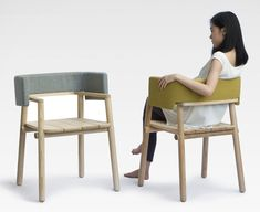 arms chair : thinkk studio