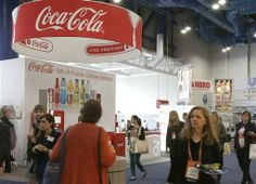Oh the irony. Soda and Snack Makers Teach Dietitians About Nutrition.