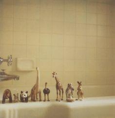 bathtub time