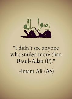 Companian Ali R.A on