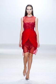 fashion weeks, paris fashion, red, valli ss2013, giambattista valli, spring summer, valli spring, pari 2013, spring 2013