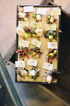 Fall boutonnieres ~ Photography by jenfariello.com, Floral Design by patsfloraldesigns...