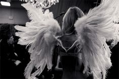 #angelwings #victoriasecret #fashionshow