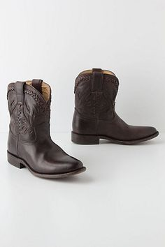 Wyatt Booties $268.00 #anthropologie (I want these soooo bad!! Too bad the price is a little steep)