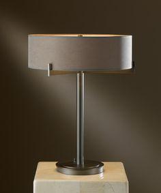 light idea, table lamps, modern lamp, hubbardton forg, tabl lamp
