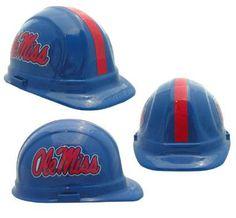 Ole Miss - University of Mississippi Rebels - hard hat