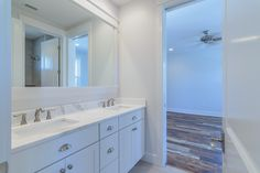 Quartz Bathroom in W