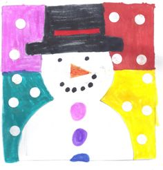 Christmas Art Projects Elementary Activities | Christmas Art Projects For Kids