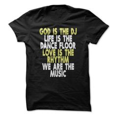 God Is The DJ Music