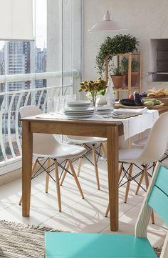 Cadeira DKR Eiffel - Eames