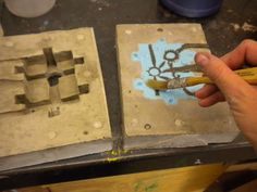 DIY Silicone mold making - Video Tutorial.