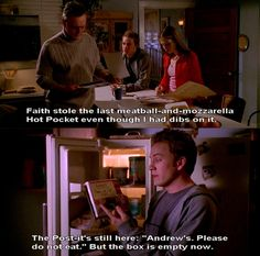 poor Andrew and his hot pocket