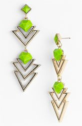 Guinevere 'Duel Trap' Earrings