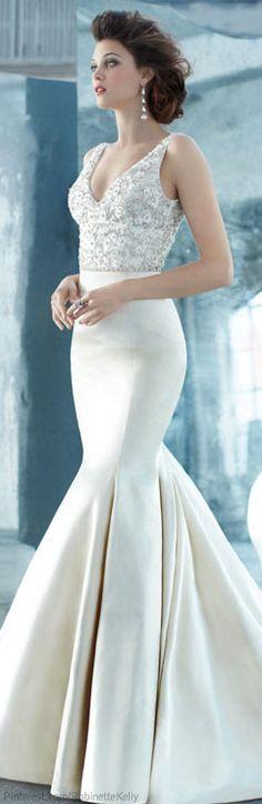Bridal 2013 Elegant #wedding #dress #fashion