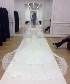 Givenchy just scored another high-profile bride