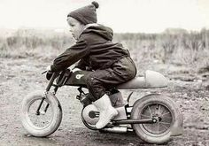 Young Racer