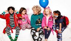 H Kids Winter Pajama Fashion Styles Trends  05 kid editori, kid commerc, kid event, fl kid, kid sleepwear, kids, kid club