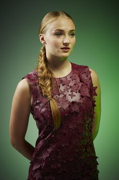 Sophie Turner SDCC 2014 for Game of Thrones