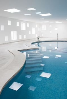 Pool and Spa in Mallorca, Spain by A2arquitectos