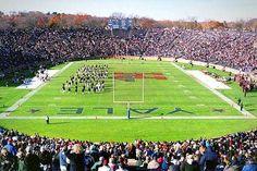 Harvard vs. Yale - The Game