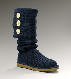 I have these Uggs in black! Love them!!