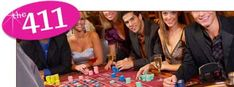 Casino Party Games. Games for Casino Theme Parties