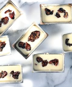 Figs.  They're not just for Newtons anymore.: Little fig cakes
