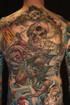 Tattoooooossss on pinterest jeff gogue tattoo artists for Tribal rites tattoo piercing fort collins co