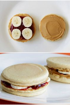 Surprise kids at lunchtime with three playful pancake-inspired lunchbox ideas.